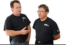 Meet Paul and Dennis